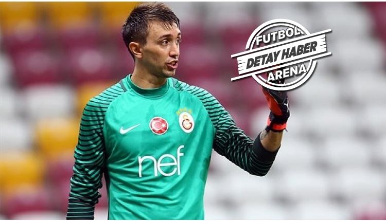 Galatasaray'da Fernando Muslera'nın kupa koleksiyonu