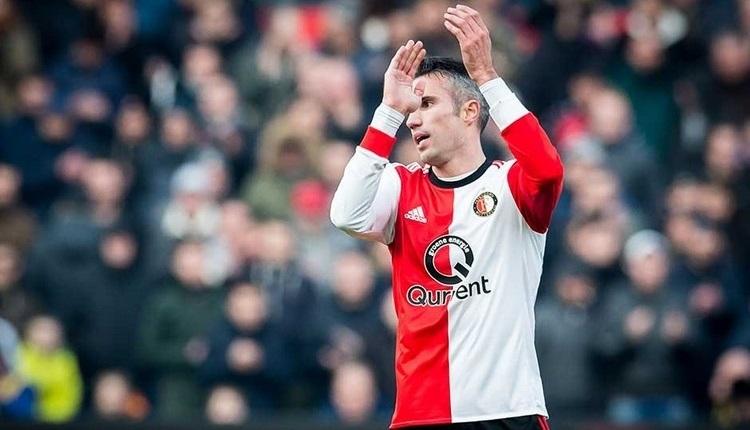 Feyenoord, Van Persie'nin sözleşmesini uzattı