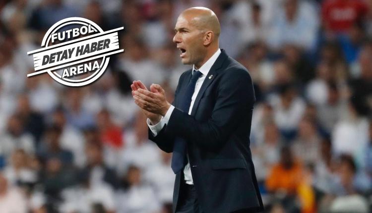 Zidane, Şampiyonlar Ligi'nde Real Madrid tarihine geçti