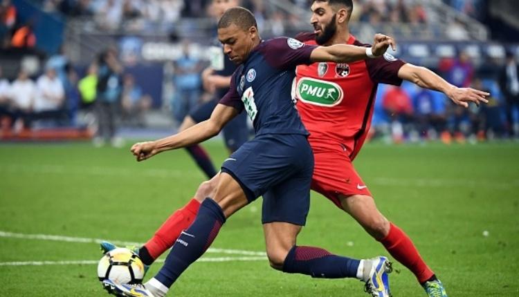 Fransa Kupası, PSG'nin (Les Herbiers PSG maç özeti İZLE)