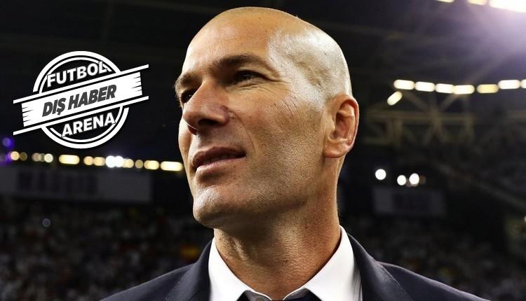 Fransa'dan Zidane için sürpriz girişim