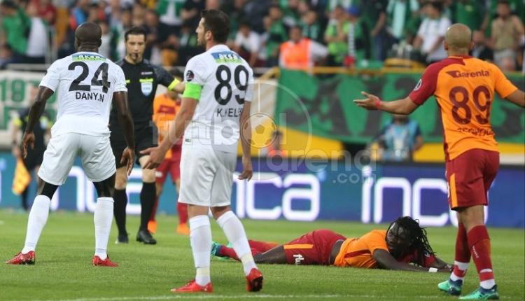 Galatasaray, Akhisarspor maçında kaleleri şaşırıyor