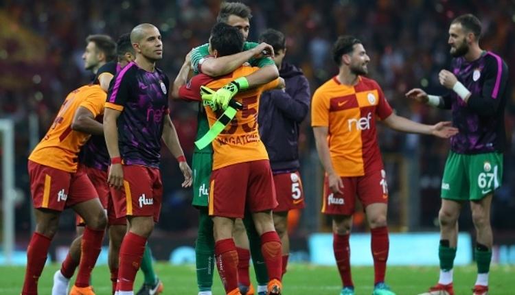 Galatasaray kalan maçları (GS fikstür, GS kalan maçları 2018)