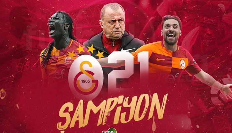 Galatasaray nasıl şampiyon oldu? Galatasaray'ın şampiyonluk yürüyüşü...