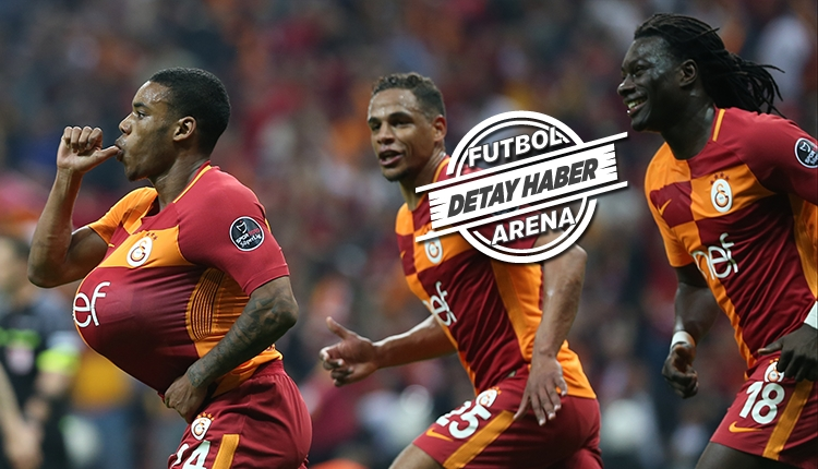 Galatasaray son 10 sezona damga vurdu! Gol rakamları...