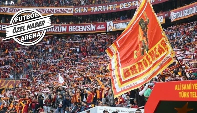 Galatasaray'a taraftarından büyük gelir