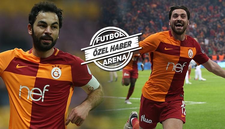 GS Haberi: Galatasaray'da %51 Sinan Gümüş, %49 Selçuk İnan