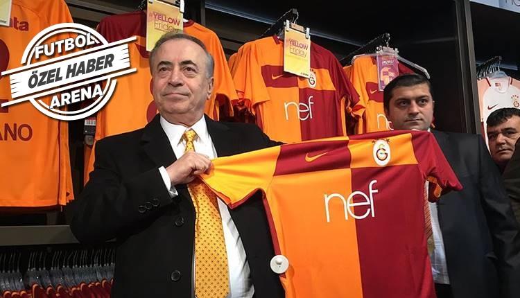 Galatasaray'da bir ilk! Taraftardan müthiş gelir