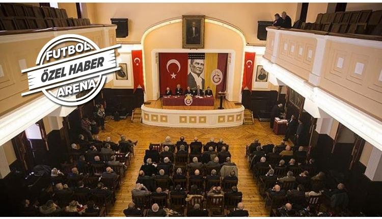 GS Haber: Galatasaray'da divan öncesi flaş kararı