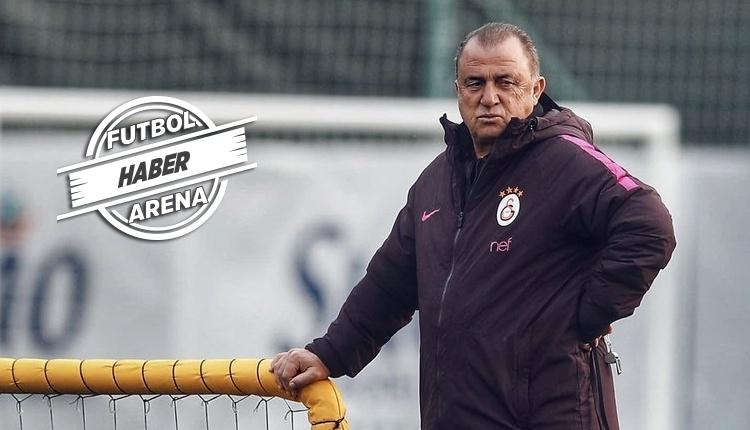 GS Haber: Galatasaray'da Fatih Terim'in kadro planı