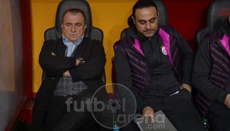 Galatasaray'da Hasan Şaş'tan şampiyonluk paylaşımı