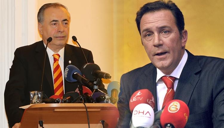 Galatasaray'da Mustafa Cengiz ve Adnan Öztürk bir araya geliyor!