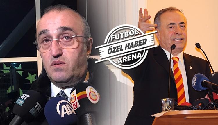 Galatasaray'da seçim hazırlıkları! Mustafa Cengiz ve Abdurrahim Albayrak kolları sıvadı