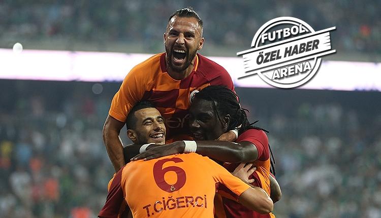 Galatasaray'da Yasin Öztekin defteri kapandı