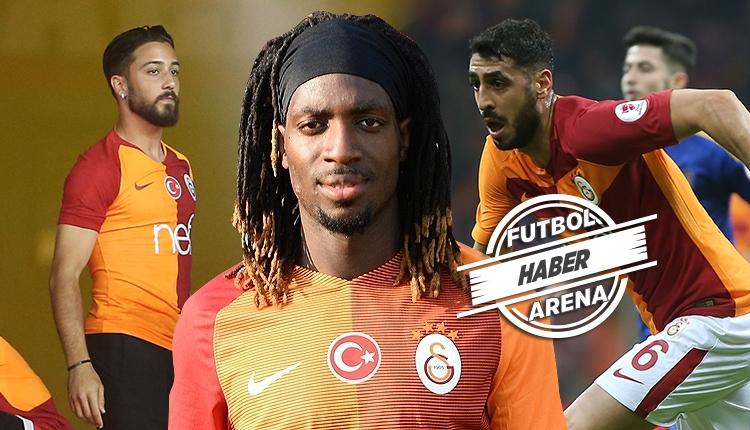 Galatasaray'dan ayrılacak futbolcular (Tolga Ciğerci, Tarık Çamdal, Cavanda)