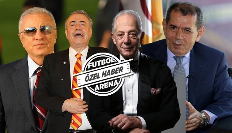 Galatasaray'dan başkanlara davet