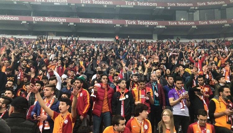 Galatasaray'dan Göztepe maçı öncesi taraftarlara müjde
