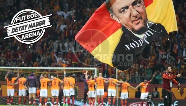 Galatasaray'dan iç saha rekoru! 16 yıl sonra...
