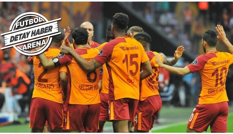 Galatasaray'dan sezonun en kötü performansı