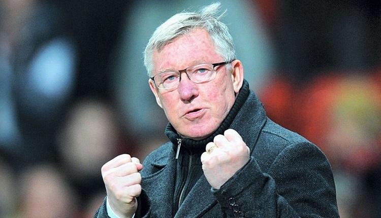 Galatasaray'dan Sir Alex Ferguson'a geçmiş olsun mesajı