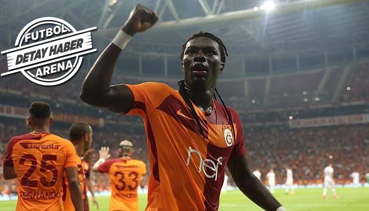 Galatasaray'ın %38,7'si Bafetimbi Gomis oldu!