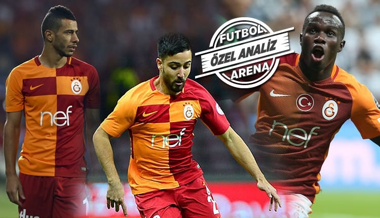 Galatasaray'ın son 5 sezon transfer raporu!
