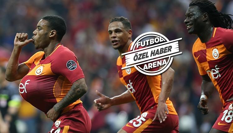 Galatasaray'ın Yeni Malatyaspor maçı 11'i