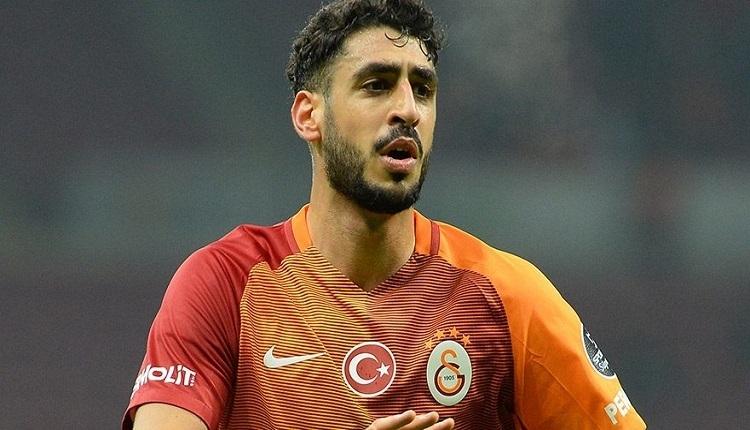 Galatasaraylı taraftarlar Tolga Ciğerci'ye tepki gösterdi