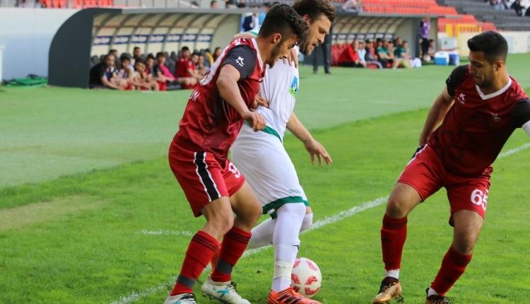 Gaziantepspor 4-5 Giresunspor maç özeti ve golleri (İZLE)