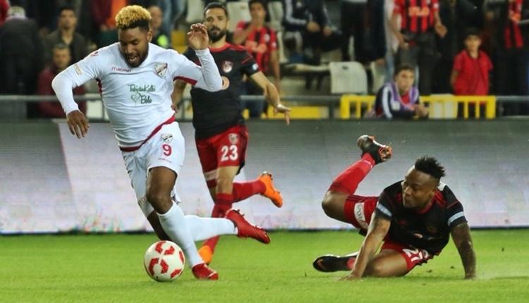Gazişehir FK 1-0 Boluspor maç özeti ve golü (İZLE)