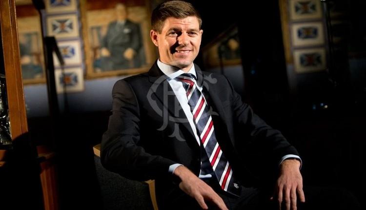 Glasgow Rangers, Steven Gerrard ile anlaştı