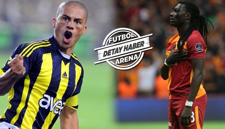 Gomis, Alex'i geride bırakarak Süper Lig tarihine geçti