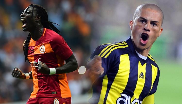 Gomis Yeni Malatyaspor'a gol attı, Alex'in rekora ortak oldu (İZLE)