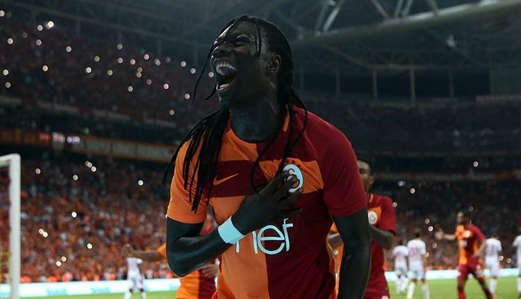 GS Haber: Gomis'ten Fenerbahçe'ye 4 yıldız göndermesi