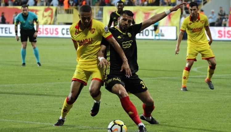 Göztepe 0 - 0 Yeni Malatyaspor maçının özeti (İZLE)