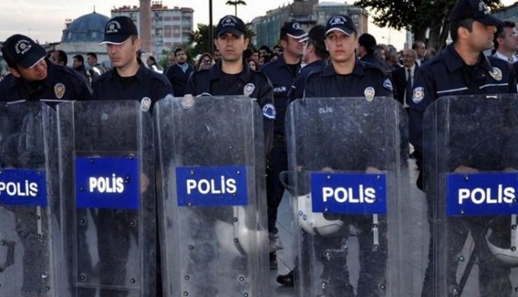 Göztepe - Galatasaray maçında yoğun güvenlik önlemi
