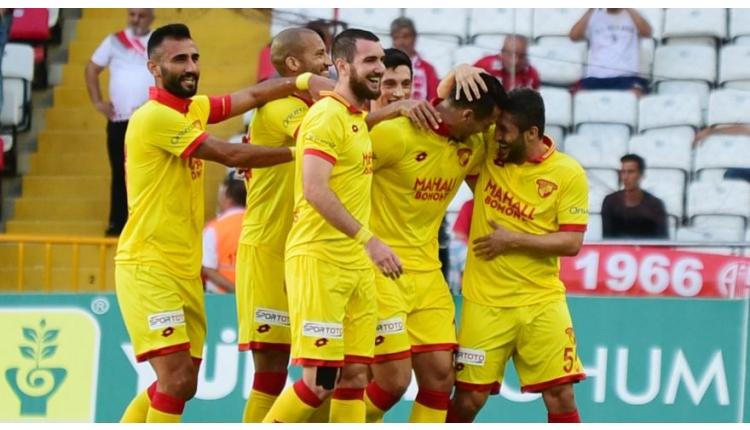 Göztepe'de Galatasaray maçı öncesinde kadroda rotasyon
