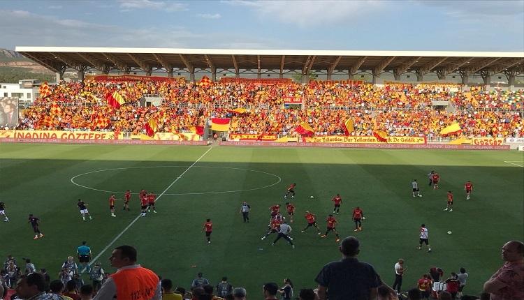 Göztepe'de kaleci Beto Galatasaray maçı öncesi sakatlandı