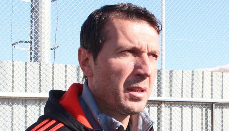 Göztepe'nin yeni teknik direktörü Bayram Bektaş