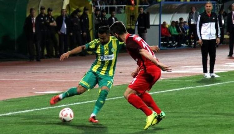 Gümüşhanespor 2- 0 Şanlıurfaspor maçın özeti ve golleri (İZLE)