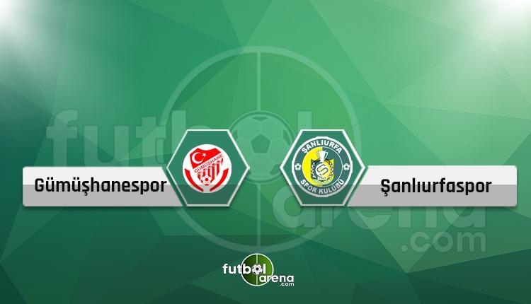 Gümüşhanespor - Şanlıurfaspor play-off maçı ne zaman? (Kırmızı Grup, Beyaz Grup play-off eşleşmeleri)