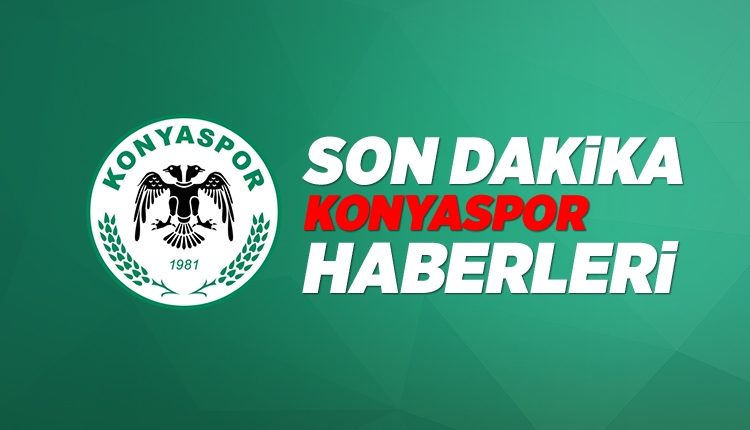 Günün Konya Haberleri: Konyaspor - Göztepe maçı ne zaman? İlk 11'ler (11 Mayıs 2018 Cuma)