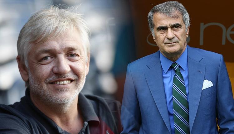 BJK Haber: Gürcan Bilgiç'ten Şenol Güneş için Trabzonspor iddiası