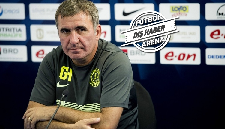 Hagi'den Türkiye ve Sivasspor transfer açıklaması