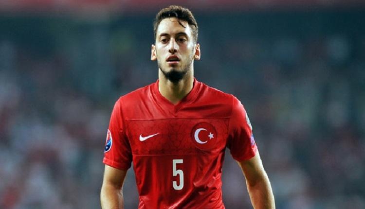 Hakan Çalhanoğlu Milli takım kadrosundan çıkarıldı