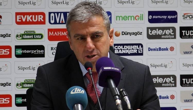 Hamza Hamzaoğlu: ''Henüz 1 maçımız daha var''