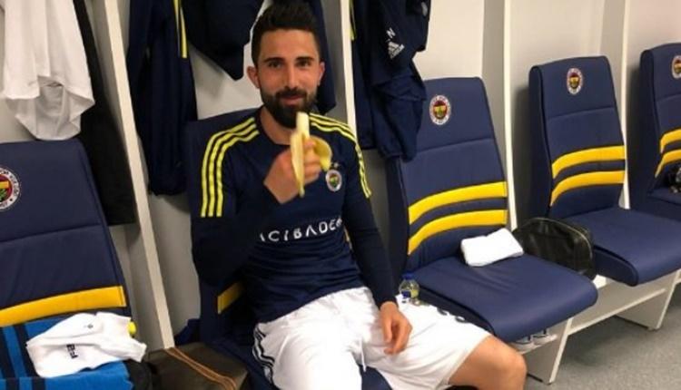 Hasan Ali Kaldırım'dan Beşiktaş maçı öncesi muz paylaşımı