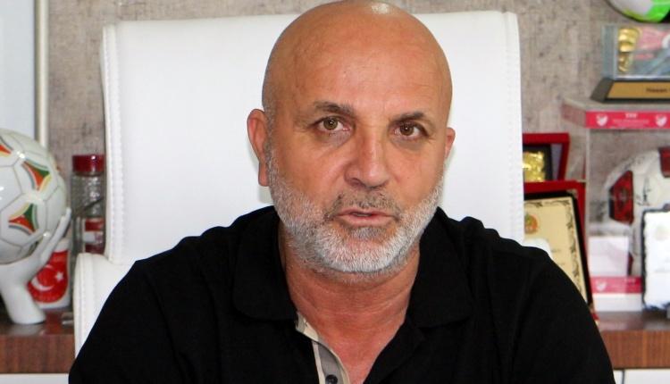 Hasan Çavuşoğlu: ''Alanyaspor hak ettiği yerde kalacaktır''