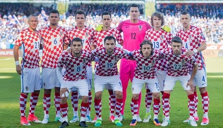 Hırvatistan Dünya Kupası kadrosu açıklandı