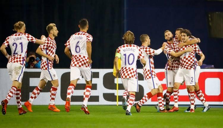Hırvatistan'ın Dünya Kupası kadrosu açıklandı! Matej Mitrovic ve Domagoj Vida...